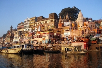 Private Tour: 5-tägige Varanasi- und Khajuraho-Tour ab Delhi