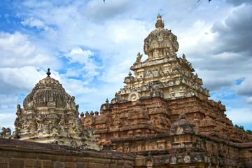 Private Tour: Day Trip to Kanchipuram Temple City from Chennai