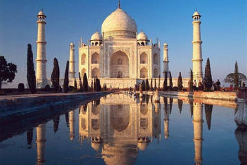 Private Tour: Day Trip to Taj Mahal ...