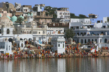Private Tour: Pushkar Day Trip from...