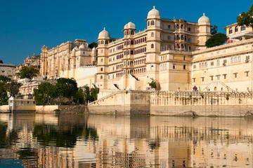 Visit of City Palace and Jagdish Temple Udaipur