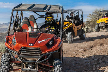 2 hour Arizona Desert Guided Tour on Teryx UTV