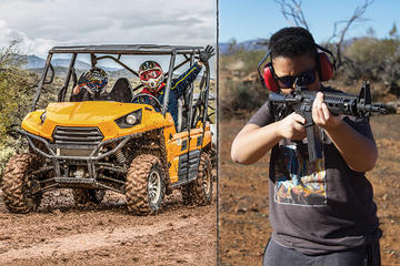 Book 3-Hour UTV and Shooting Combo on Viator