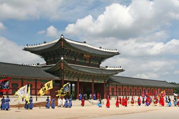Visite à pied en petit groupe «L'âme de Séoul»