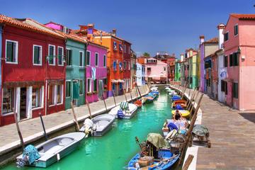 4-Hour Venice Lagoon Cruise: Murano...
