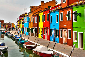 Murano, Burano, and Torcello Afternoon Lagoon Tour from Venice