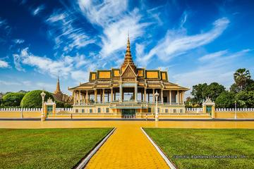 01 Day Phnom Penh City Tour Royal Palace  Na Museum  S21 and Killing Field