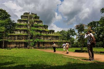 01 Days Private - Koh Ker & Beng Mealea Temple Lost City full day from siem reap