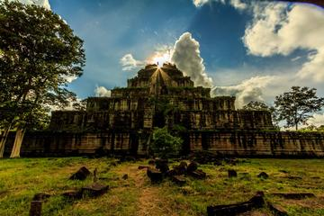 Excursion Koh Ker and Beng Mealea Day Tour