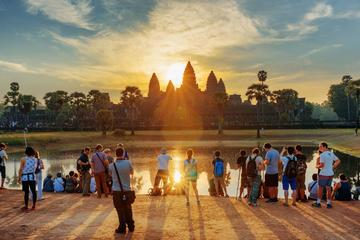 Sunrise at the Temples of Angkor Small Group Tour