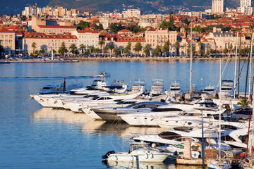 7-Night Independent Adriatic Cruise from Split