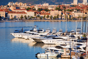 Croisière indépendante de 7nuits dans l'Adriatique au départ de...