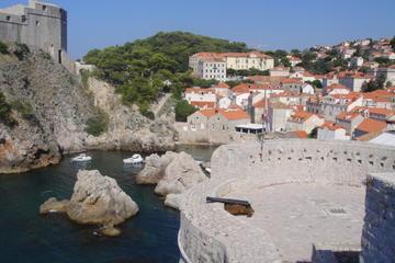 Dubrovnik Shore Excursion: City Walls...