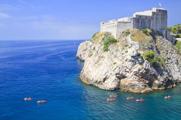 Dubrovnik Shore Excursion: Sea Kayak...