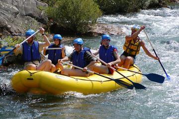 Excursión por la costa Split: Aventura practicando rafting en las...