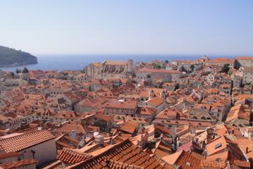 Excursion en bord de mer à Dubrovnik: visite à pied de la vieille...