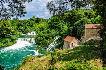 Krka and Sibenik Day Trip from Makarska Riviera