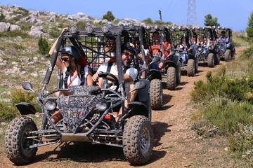 Safari en buggy à Dubrovnik et trajet en téléphérique
