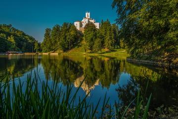 Visite privée: excursion d'une journée à Varazdin et au château de...