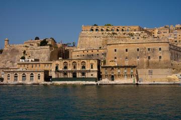 Escursione costiera di Malta: tour privato alla Valletta e Medina