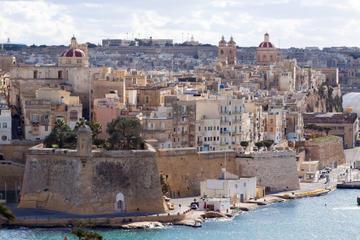 Escursione costiera di Malta: tour privato della Valletta, Vittoriosa