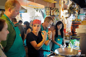 Clase de cocina para grupos pequeños en Río de Janeiro