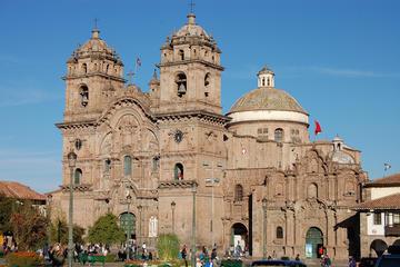 Awanakancha y ruinas incas desde Cuzco