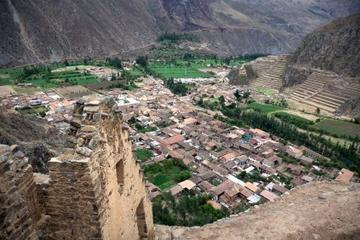 Day Trip to the Sacred Valley: Chinchero, Maras, Moray and...