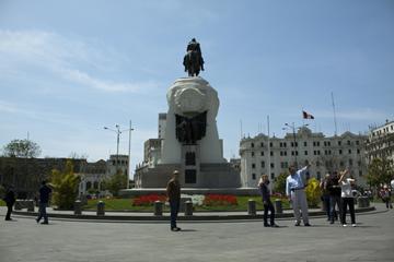 Visita privada: Lima y mercado indio...