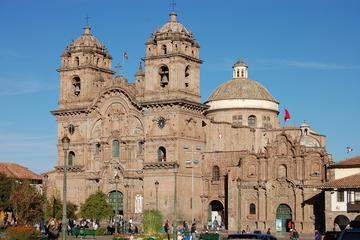 Visite de Awana Kancha et de San Blas au départ de  Cusco