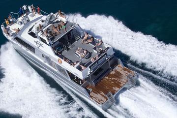 Crociera di lusso sulla Grande Barriera Corallina con snorkeling e