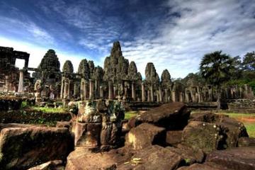 Excursión para grupos pequeños a los templos de Angkor