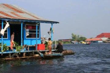 Tonle Sap Bootstour in kleiner Gruppe