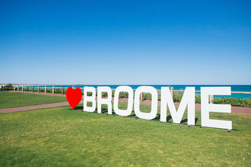 Discover Broome Town Tour