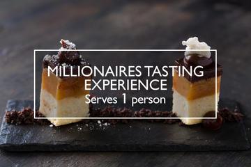 Millionaires Tasting Experience...