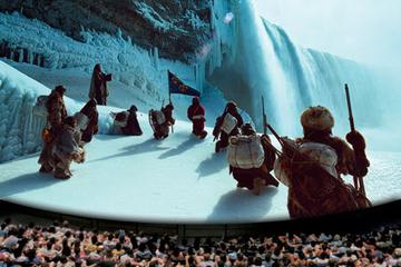 Niagara Adventure Theater aan de Amerikaanse kant