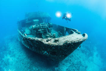 Wreck Lovers 2 dives in Bayahibe from