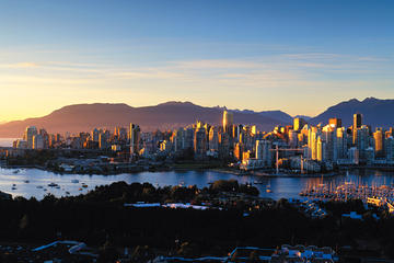 Private Tour: Vancouver 1-Hour City Highlights Driving Tour