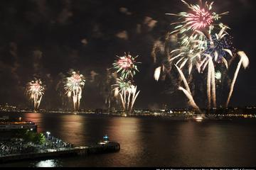 4th of July Fireworks Cruise and 2-Hour Sightseeing Tour of New York...