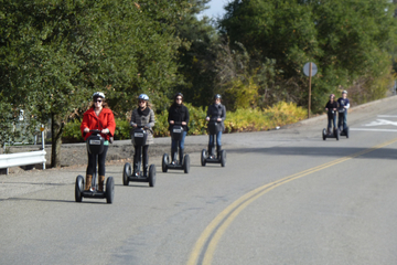 Russian River Valley- oder Dry Creek Valley-Tour mit dem Segway