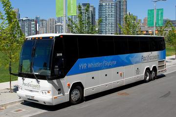 Trasferimento in pullman dal centro di Victoria a Vancouver
