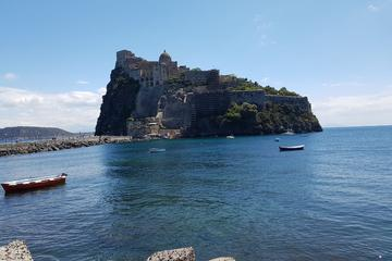 Food tasting and sightseeing of Ischia island from Sorrento