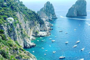 Small group tour: Positano Amalfi and Pompeii in one day - from Naples or Sorrento
