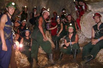 Viagem de um dia para a Caverna...