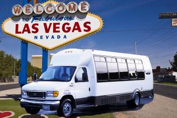 Traslado de ida e volta do aeroporto de Las Vegas
