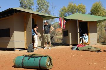 3-tägiges Uluru-Camping-Abenteuer mit Kings Canyon ab Alice Springs
