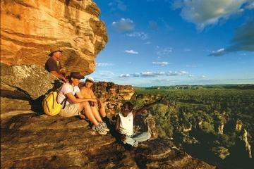4jours de camping dans les parcs nationaux de Kakadu, de Katherine...