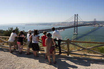 Excursión privada: Excursión de un día a la Arrábida desde Lisboa con...