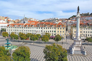 Lisbon Highlights Guided Walking Tour...