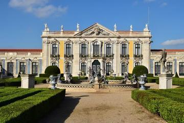 Palácio Nacional e Jardins de Queluz...